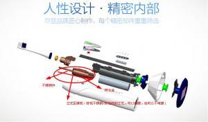 电动ya刷锌合金不锈钢配jian设备